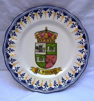 Escudos heraldicos for Platos precios