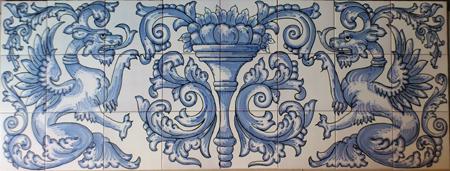 Murales de ceramica - Azulejos reina ...